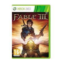Xbox 360-Fábula III (3) Versión Original ** nuevo Y Sellado ** existencias oficiales del Reino Unido