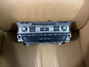 2013-2015 LEXUS ES350 ES300H DASH CONTROL UNIT SWITCH RADIO MEDIA RECEIVER OEM