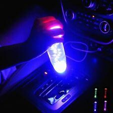 15cm Universal Car Manual Gear Automatic Stick Shift Knob Lever LED Light WE9X