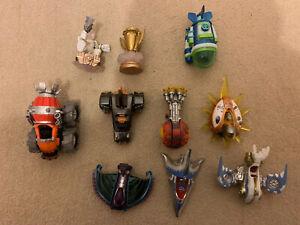 Skylanders Superchargers Figures Bundle