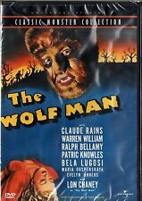 The Wolf Man (DVD, 1999, Subtitled French) Lon Chaney