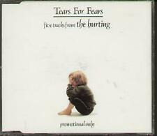 TEARS FOR FEARS Five Tracks From the Hurting CD UK Fontana 1989 5 Track Promo In