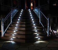 Solar LED Motion Sensor Light Outdoor Garden Path Street Wall Lamp Waterproof FR