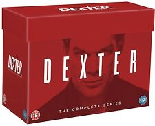 DEXTER COMPLETE SERIES SEASON 1 2 3 4 5 6 7 8  BOXSET 33 DISCS R4