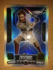Force Attax Star Wars Serie 2 Force Meister Nr.226 Obi-Wan Kenobi Sammelkarte