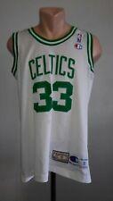 Larry Bird #33 Boston Celtics size S Basketball Jersey Champion NBA USA Vintage