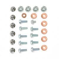 For HONDA TRX250R FOURTRAX ATC250R ENGINE BOLT Nuts Set TOP END Cylinder Head