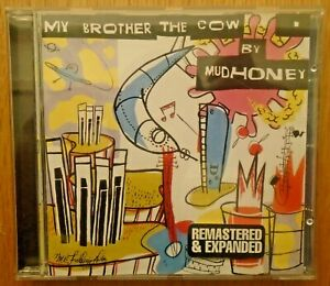 MUDHONEY MY BROTHER THE COW CD EXPANDED (MARK ARM/GREEN RIVER/NIRVANA/PEARL JAM)