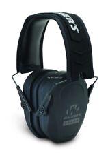 NEW! Walker's Razor Slim Passive Earmuff - Ultra Low-Profile Earcups  GWP-RSMPAS
