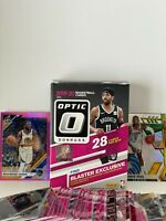 NBA Donruss Optic Mystery Pack 10 Cards 1 Rookie RC 1 Insert Guaranteed!