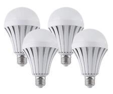 12W E27 Emergency LED Light Bulb Rechargeable Intelligent Lamp Magic Light Bulb