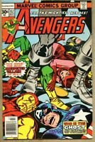 Avengers #157-1977 fn- 5.5 Christmas story / Jack Kirby / Black Knight