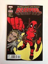 DEADPOOL The World's Greatest Comic Magazine Book #11 - 2016 - MARVEL
