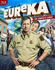PRE-ORDER Eureka: The Complete Series [New Blu-ray] Boxed Set, Subtitled
