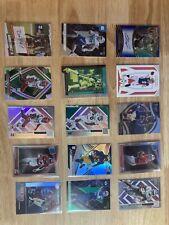 LOT of NFL cards, ROOKIES, AUTOS, Joe Burrow, Justin Fields, collin Johnson