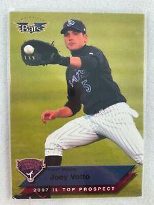 2007 CHOICE Minor League Baseball Card-JOEY VOTTO,  Louisville Bats
