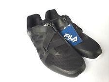 Fila Memory Finity 50 Womans Black sz 10w run walk yoga shoe sneaker New No  Box 02b5072752a