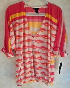 NWT LADIES MARC JACOBS SWIMWEAR COVER UP--PICK SIZE MSRP 243.00 S OR XS