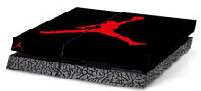 Air Fly AJ Basketball DECAL PROTECTIVE STICKER for SONY PS4 CONSOLE CONTROLLER