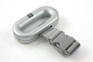 Salter silver luggage scale