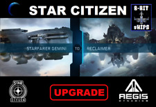Star Citizen - Misc Starfarer Gemini to Aegis Reclaimer Upgrade