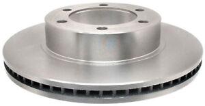 Disc Brake Rotor-Non-Coated Front ACDelco Advantage 18A1101A