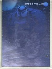 1991-92 Impel Marvel Silver Promo Venom Advanced Comics Hologram Card