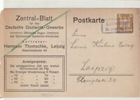 germany 1920s stamps card ref 18966