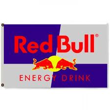 Red Bull Redbull Energy Drink Flag Banner 3x5 Feet