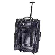 Slimbridge Montecorto Cabin Trolley Bag Black Dots
