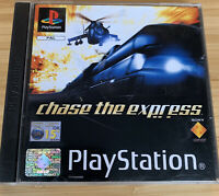 Chase The Express (Sony PlayStation 1, 2000) - European Version