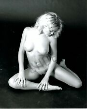 """Art Nude Woman Photo Black And White Glossy 8""""x10"""" (2)"""
