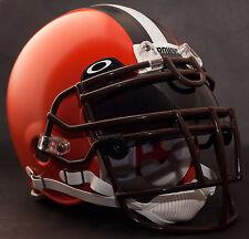 ***CUSTOM*** CLEVELAND BROWNS NFL Riddell ProLine AUTHENTIC Football Helmet