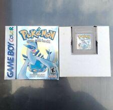 pokemon Silver juego game boy color
