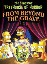 Simpsons Treehouse of Horror from Beyond the Grave-ExLibrary