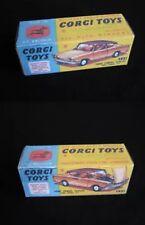 Corgi 234 Ford Consul Classic Empty Repro Box