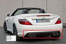 Mercedes slk55 AMG r172 difusor trasero para todos SLK w172 modelos tuning alerón
