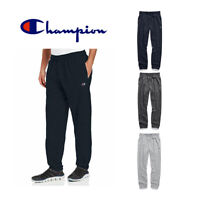 Champion Men's P7310 Closed Bottom Light Weight Gym Athletic Jogger Sweatpants