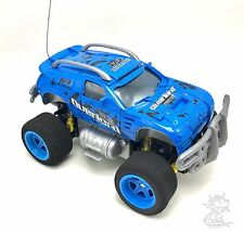 RC Truck Lutema Tracer Overlord 4CH Rechargeable Remote Control Blue New