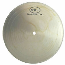 "12"" Diamond Tool Lapidary Rock Saw Blade - 5/8"" Arbor Hole"