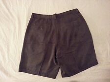 Mens Tommy Bahama Silk Shorts 34 Brown