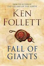 Fall of Giants (Century Trilogy 1), By Ken Follett,in Used but Acceptable condit