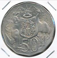 Australia, 1974 Fifty Cents, 50c, Elizabeth II - Uncirculated