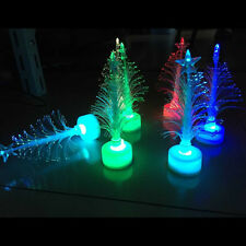 Colorful Tree Small Christmas Tree Lamp LED Lights Home Decoration Romantic