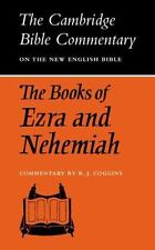 The Books of Ezra and Nehemiah (Cambridge Bible Commentaries on the-ExLibrary