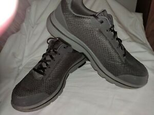 Mens Sketchers Ultra Go Grey Shoes Size 12