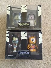 Spooky Series 1 and 2 Set Vinylmation NIB