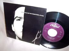 LLOYD COLE & COMMOTIONS-MY BAG/LOVE YOUR WIFE-CAPITOL 44253 NM/VG+ 45+PS