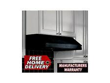 Vent A Hood NPH9130-BL Black 30 Inch Hood New Warranty 300 CFM Free Shipping