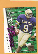 1995 Sky Box Impact More Attitude #F2 Steve McNair, Mint Condition'